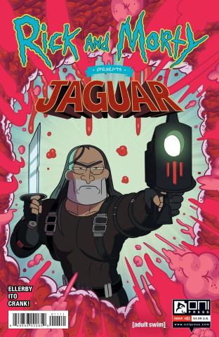 Rick and Morty Presents Jaguar #1 (Ellerby Cover)