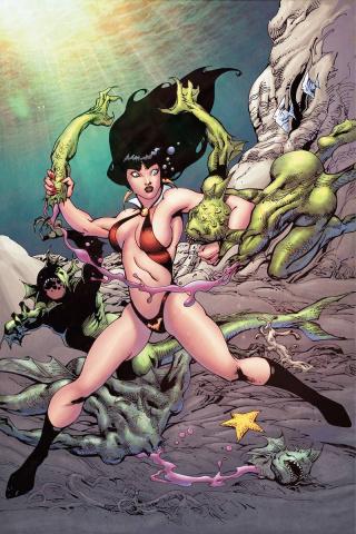 Vampirella #14 (7 Copy Castro Virgin Cover)