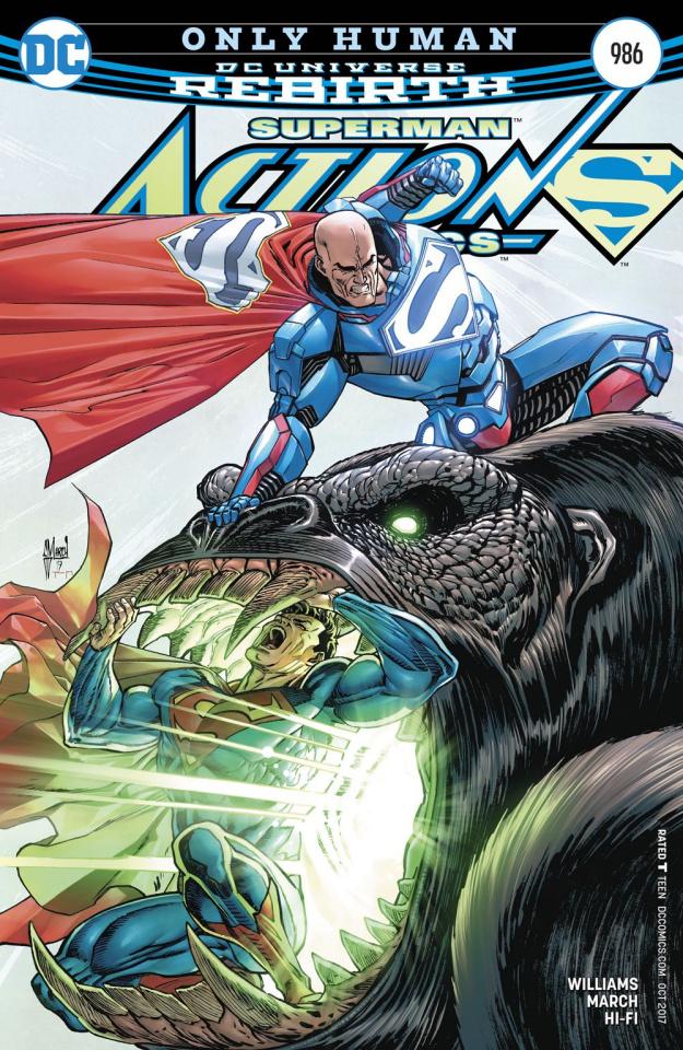 Action Comics #986