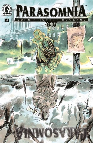 Parasomnia #2 (Mutti Cover)