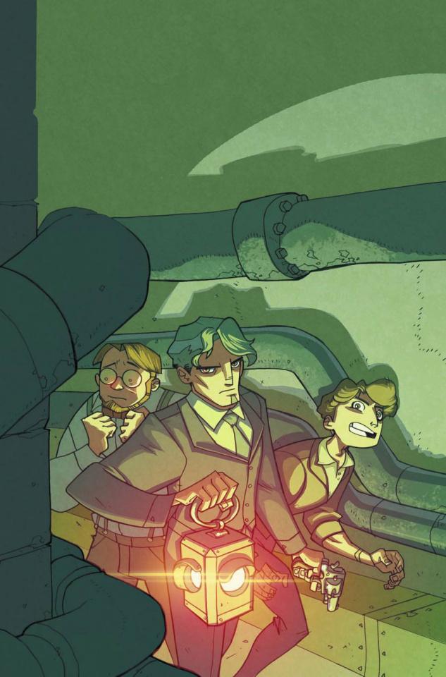 Atomic Robo: Real Science Adventures #9