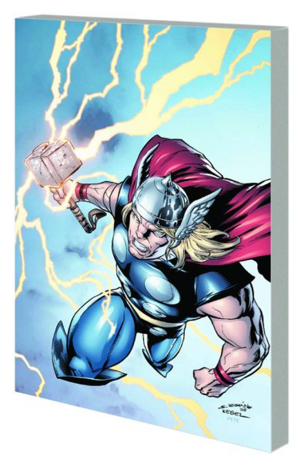 Marvel Adventures: Thor - Bringers of Storm