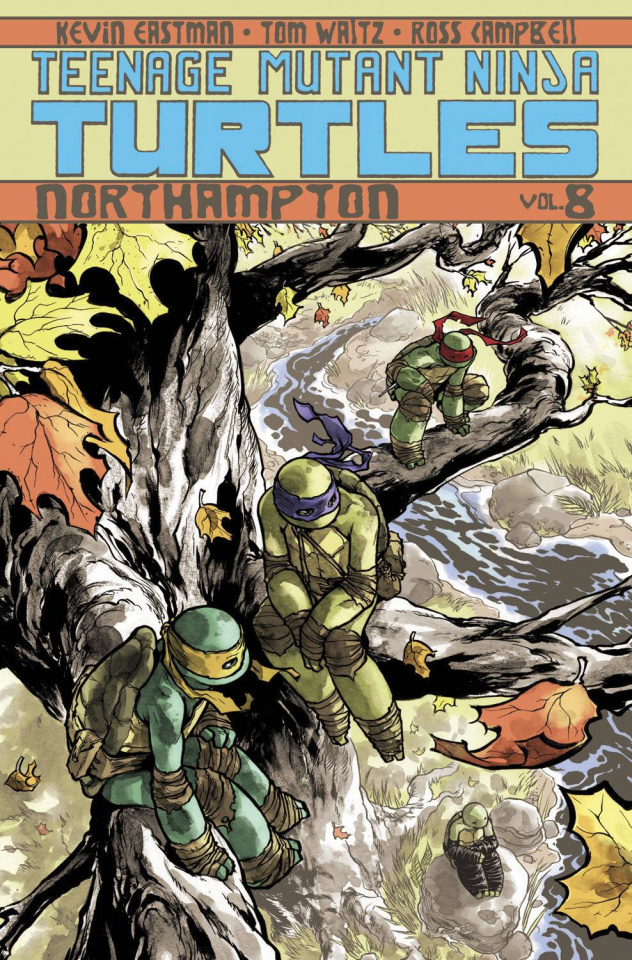 Teenage Mutant Ninja Turtles Vol. 8: Northhampton