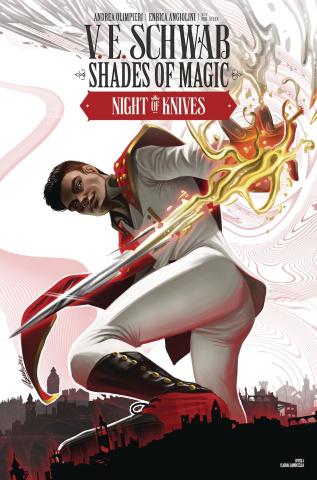 Shades of Magic #5 (Ianiciello Cover)