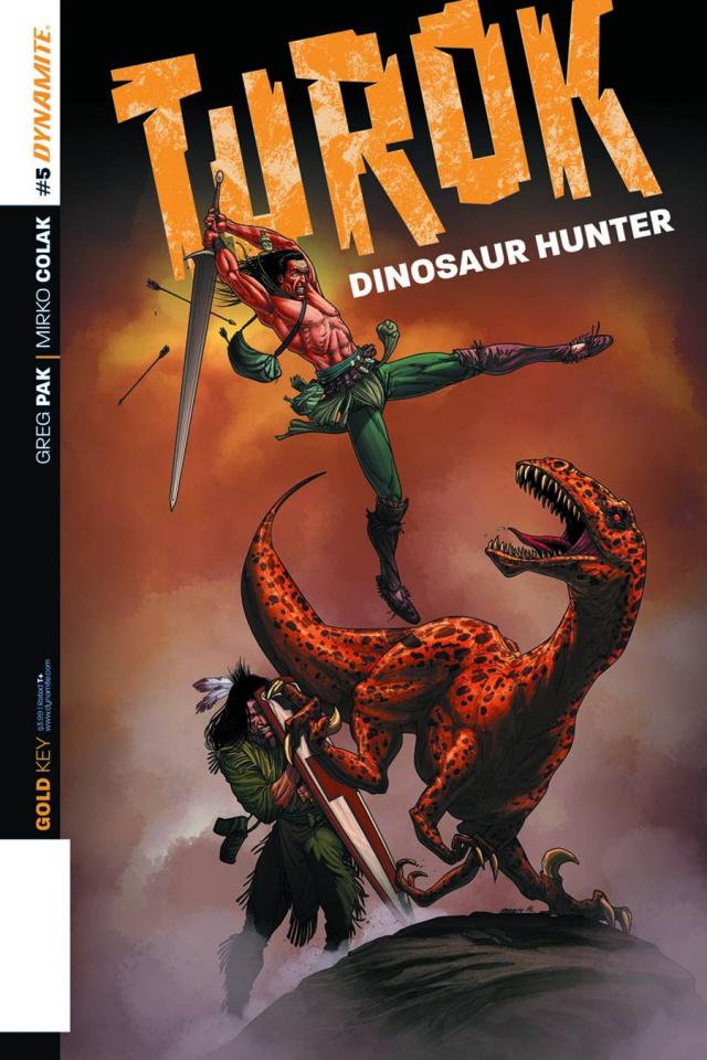 Turok: Dinosaur Hunter #5