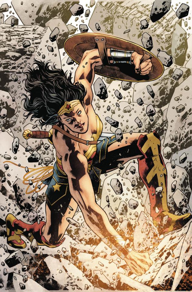 Wonder Woman Annual #2