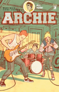 Archie #3 (Chiang Cover)