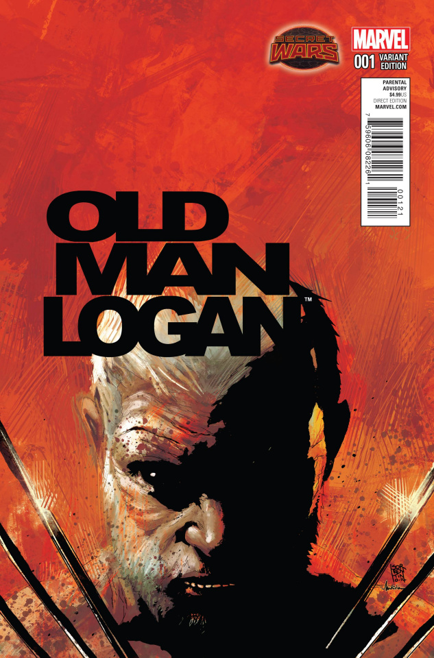 Old Man Logan #1 (Sorrentino Cover)