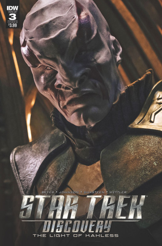 Star Trek: Discovery #3 (Photo Cover)