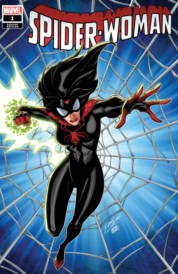 Spider-Woman #1 (Ron Lim Cover)
