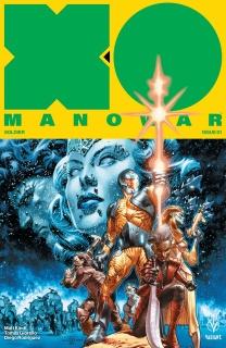 X-O Manowar #1 (3rd Printing)