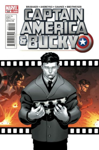 Captain America & Bucky #620