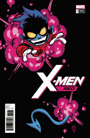 X-Men: Red #1 (Young Cover)