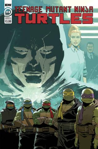 Teenage Mutant Ninja Turtles #118 (Nelson Daniel Cover)