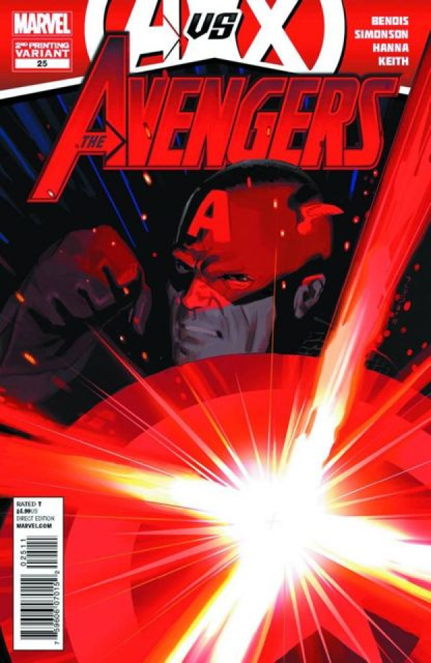 Avengers #25 (2nd Printing)