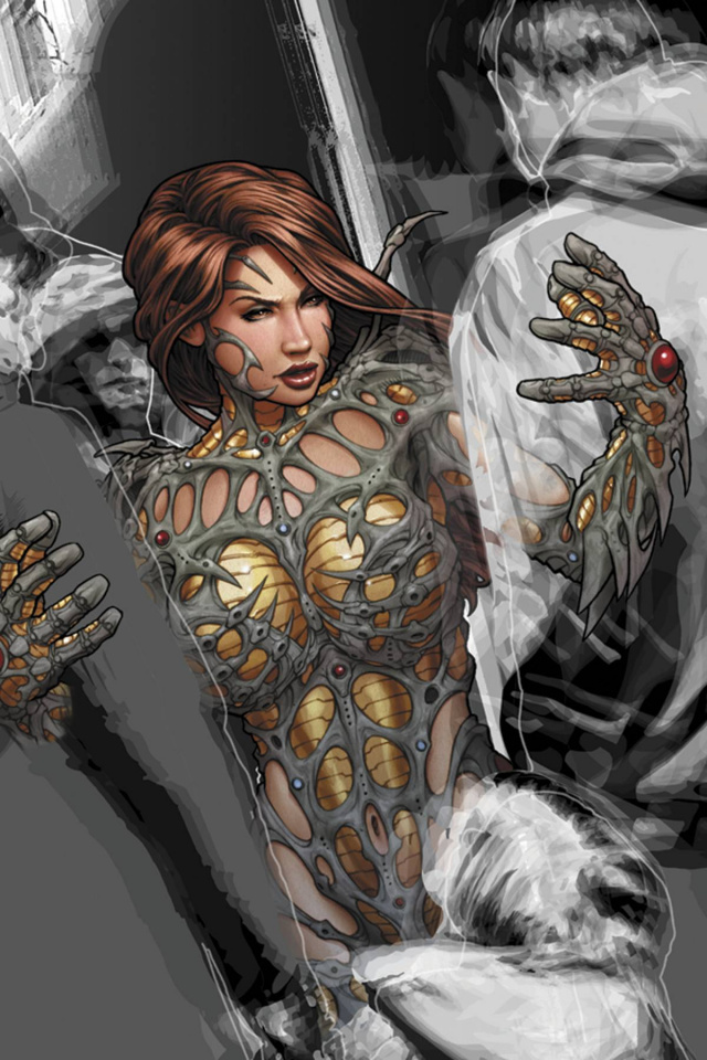 Witchblade: Rebirth Vol. 2