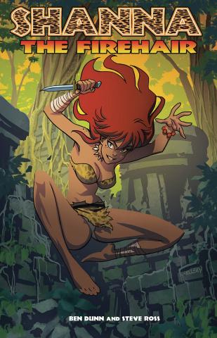 Shanna the Firehair