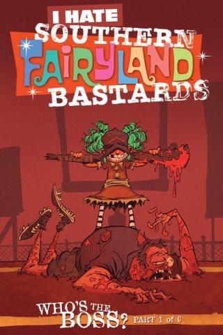 I Hate Fairyland #12 (April Fools Cover)