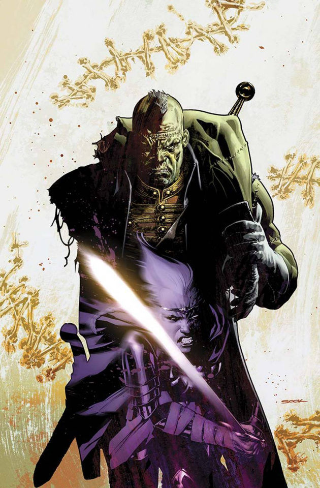 The New 52: Future's End #4