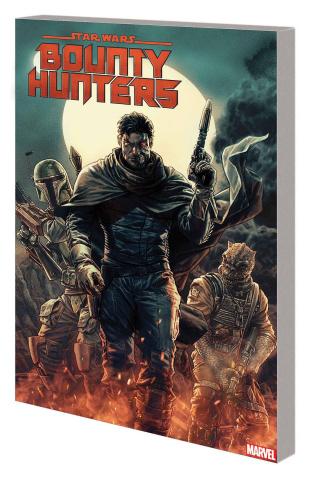 Star Wars: Bounty Hunters Vol. 1: The Galaxy's Deadliest