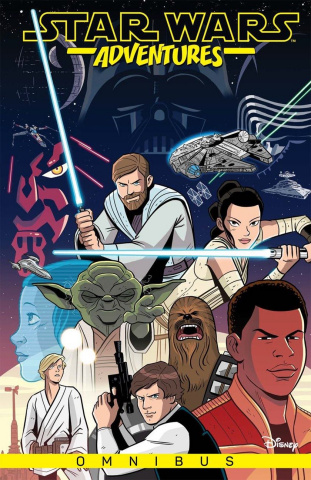 Star Wars Adventures Vol. 1 (Omnibus)