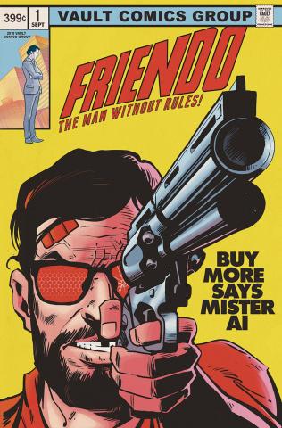 Friendo #1 (2nd Printing)