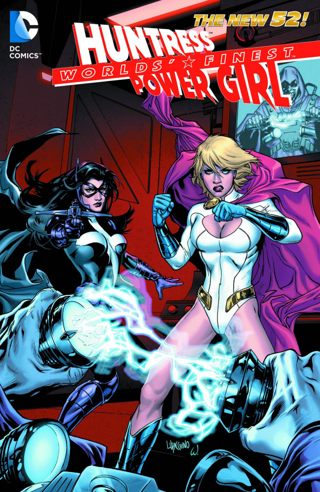 Worlds' Finest Vol. 3: Control Issues