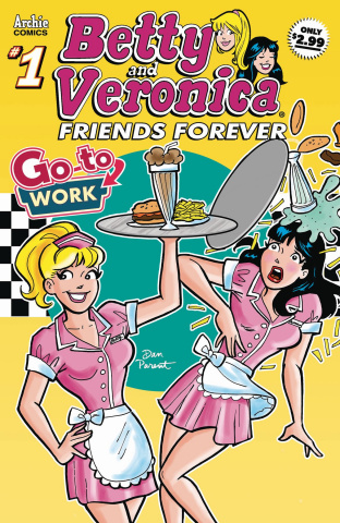Betty and Veronica: Friends Forever - Go To Work