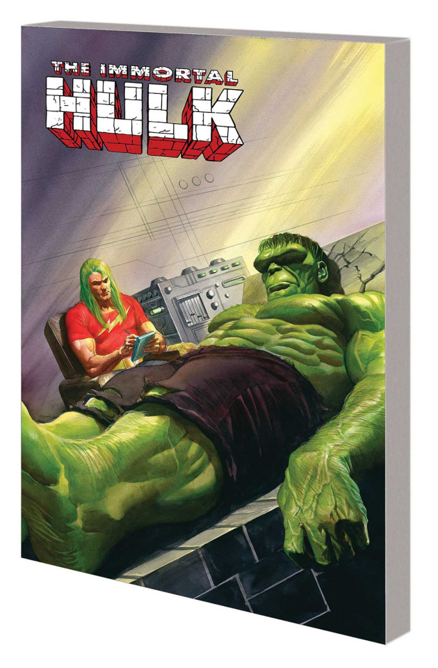 The Immortal Hulk Vol. 3: Hulk in Hell