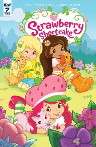 Strawberry Shortcake #7