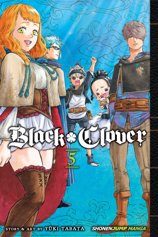 Black Clover Vol. 5