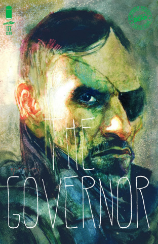 The Walking Dead #177 (Sienkiewicz Cover)