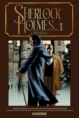 Sherlock Holmes Vol. 1 (Omnibus)
