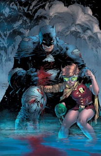 Dark Knight III: The Master Race #1 (Lee Cover)