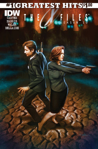 The X-Files, Season 10 #1 (IDW's Greatest Hits)