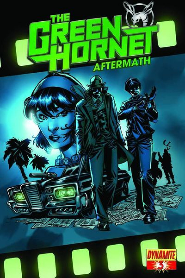 The Green Hornet: Aftermath #3