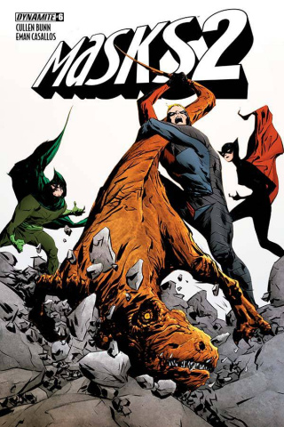 Masks 2 #6 (Lee Cover)