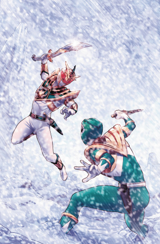 Mighty Morphin' Power Rangers #16