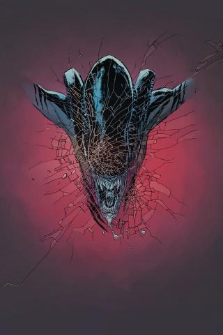 William Gibson's Alien 3 #3 (Christmas Cover)