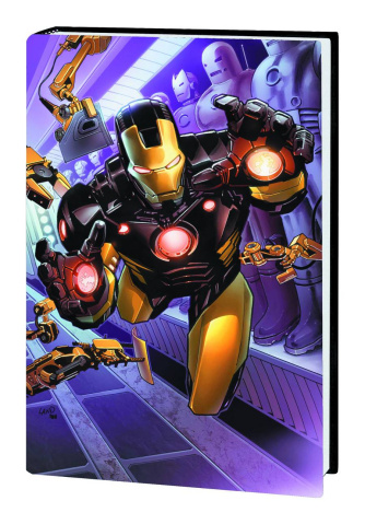 Iron Man Vol. 1: Believe