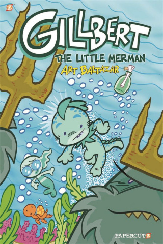 Gillbert, The Little Merman Vol. 1