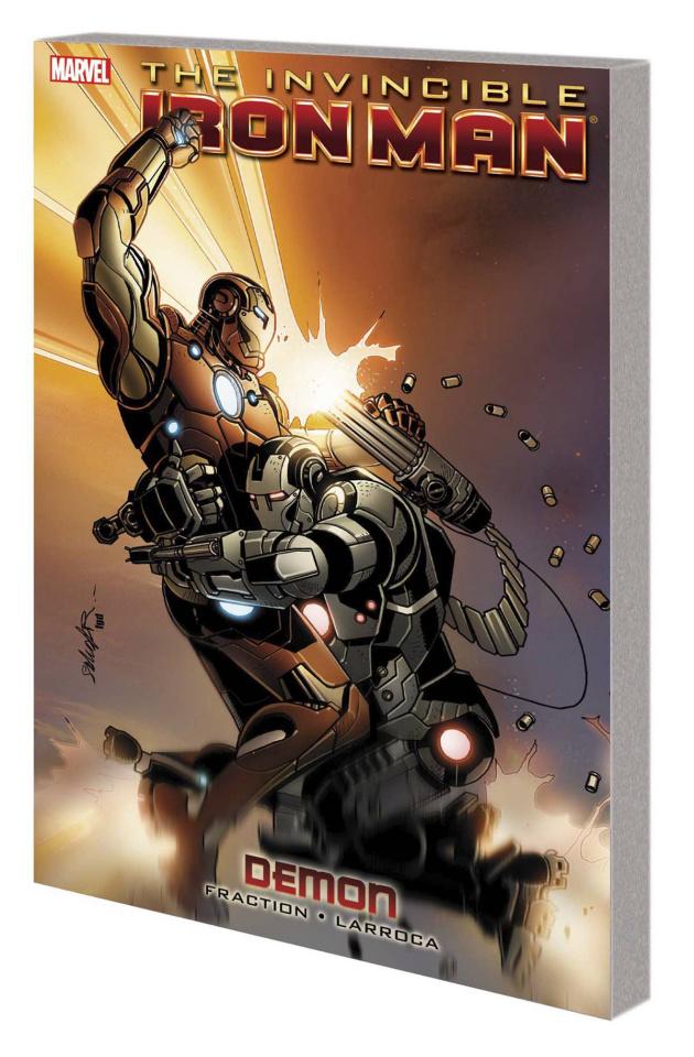 Invincible Iron Man Vol. 9: Demon
