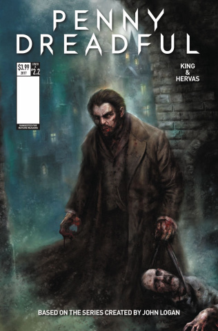 Penny Dreadful #2 (Percival Cover)