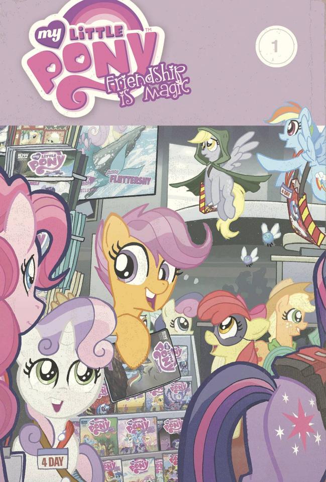My Little Pony Omnibus Vol. 1