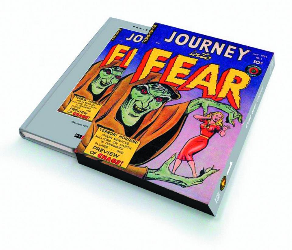 Journey Into Fear Vol. 1 (Slipcase Edition)