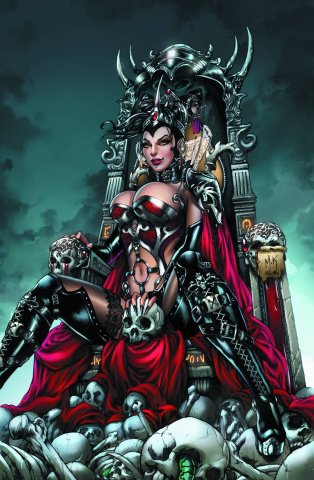 Grimm Fairy Tales #86 (Krome Cover)
