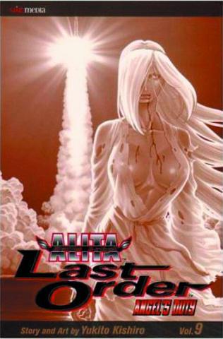 Battle Angel Alita: Last Order Vol. 3