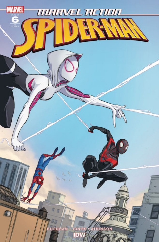 Marvel Action: Spider-Man #6 (10 Copy Schoening Cover)