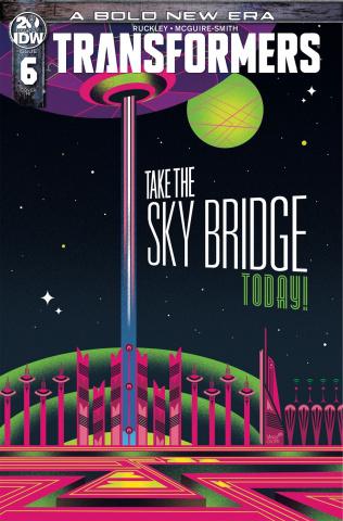Star Trek: Year Five #2 (Thompson Cover)