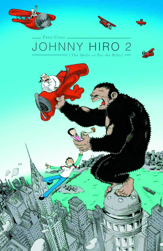 Johnny Hiro Vol. 2: The Skills To Pay the Bills